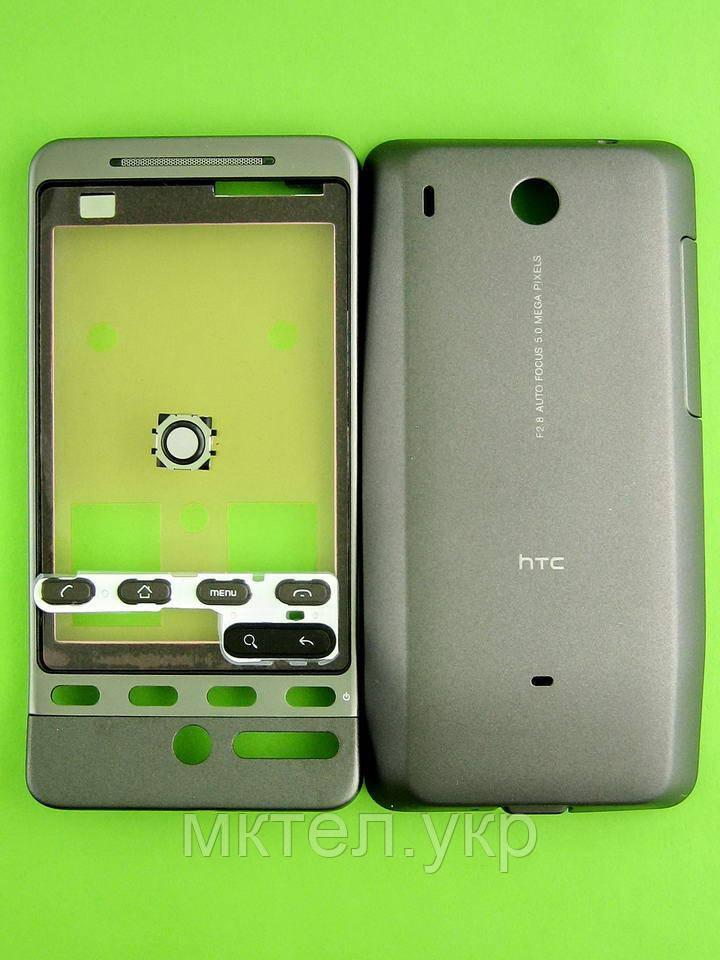 Корпус HTC Hero A6262 в сборе, HTC version, кофейный copy