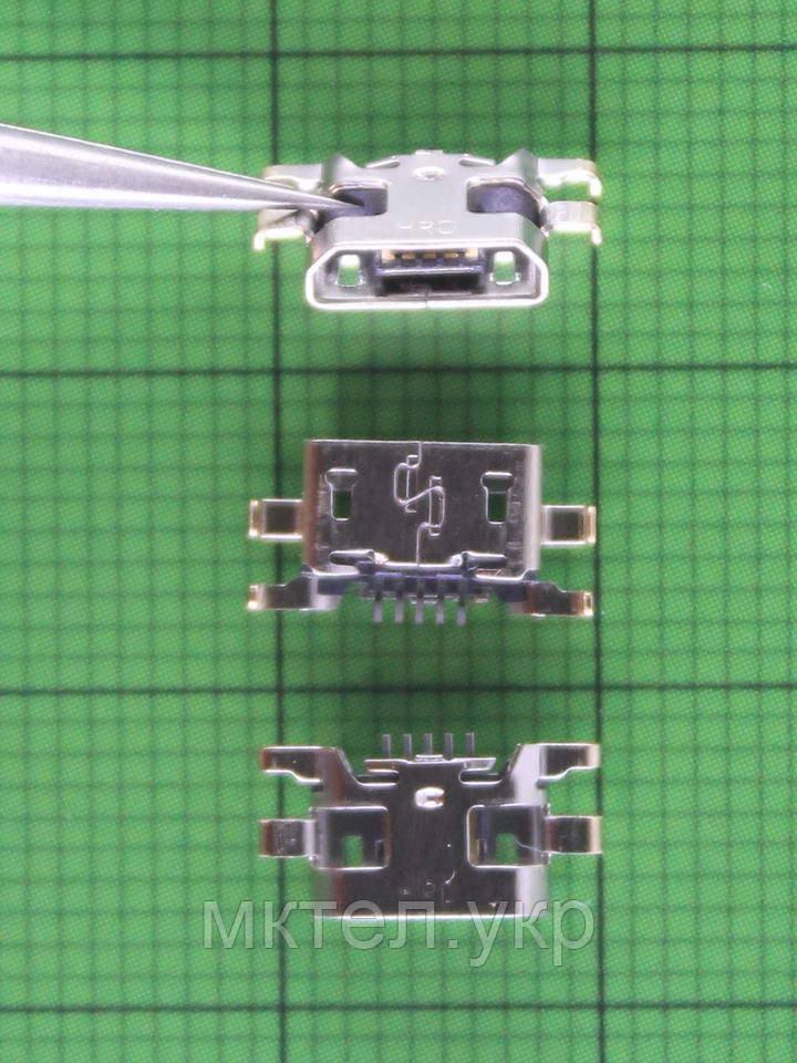Разъем USB Nomi i5001 EVO M3 Оригинал