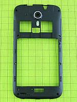 Средняя часть FLY IQ451 Quattro Vista, черный, Оригинал #M111-G20130-100