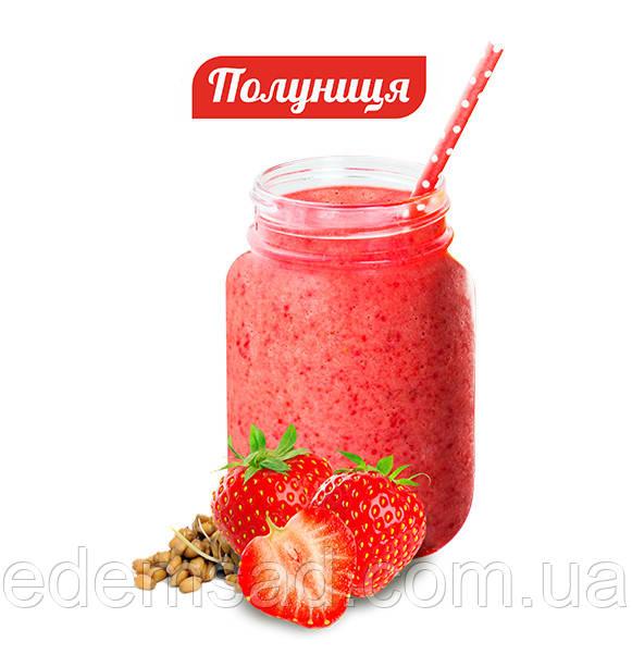 Вітамінно-білковий коктейль ПОЛУНИЦЯ, 20 г, клітинне харчування