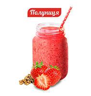 Вітамінно-білковий коктейль ПОЛУНИЦЯ, 20 г, клітинне харчування, фото 1