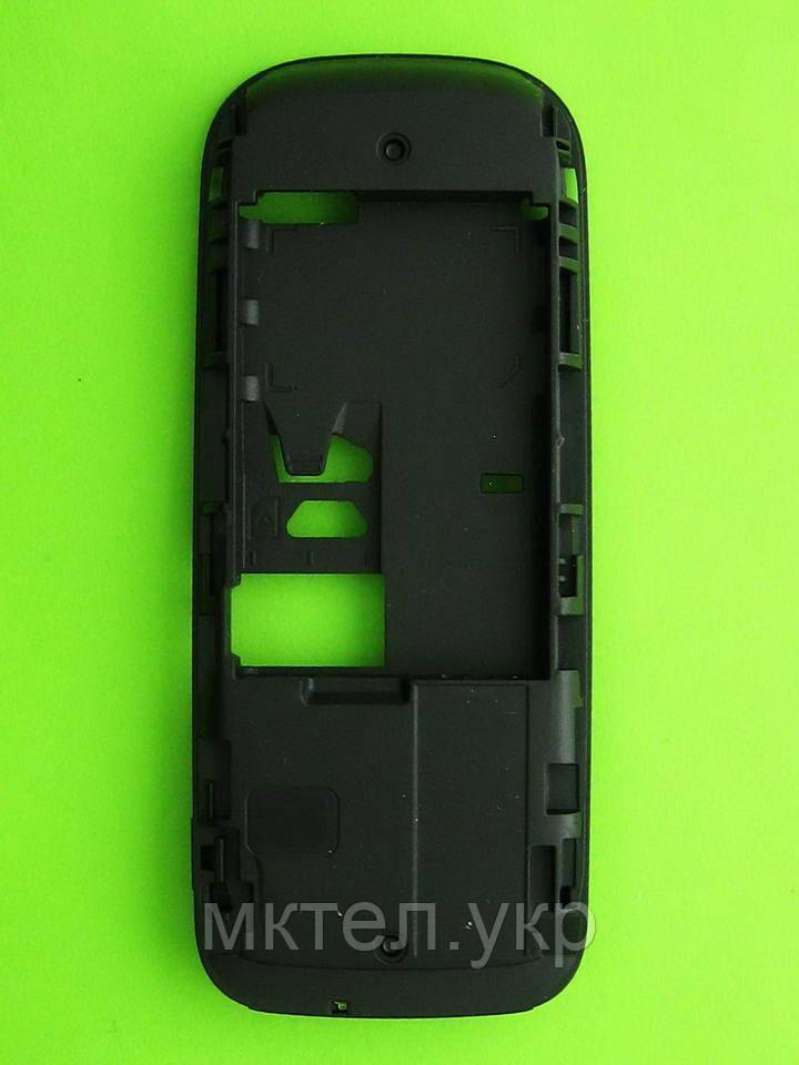 Средняя часть Nokia 100, черный Оригинал #0258838