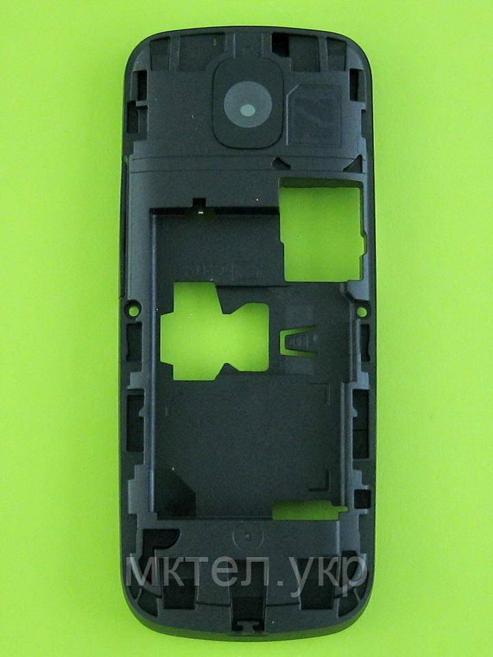 Средняя часть Nokia 110, dual sim, черный, Оригинал #0259534