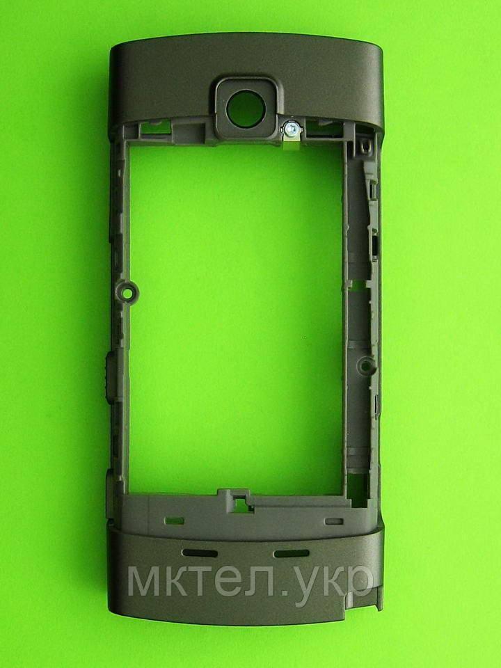 Средняя часть Nokia 5250, серый Оригинал #8002301
