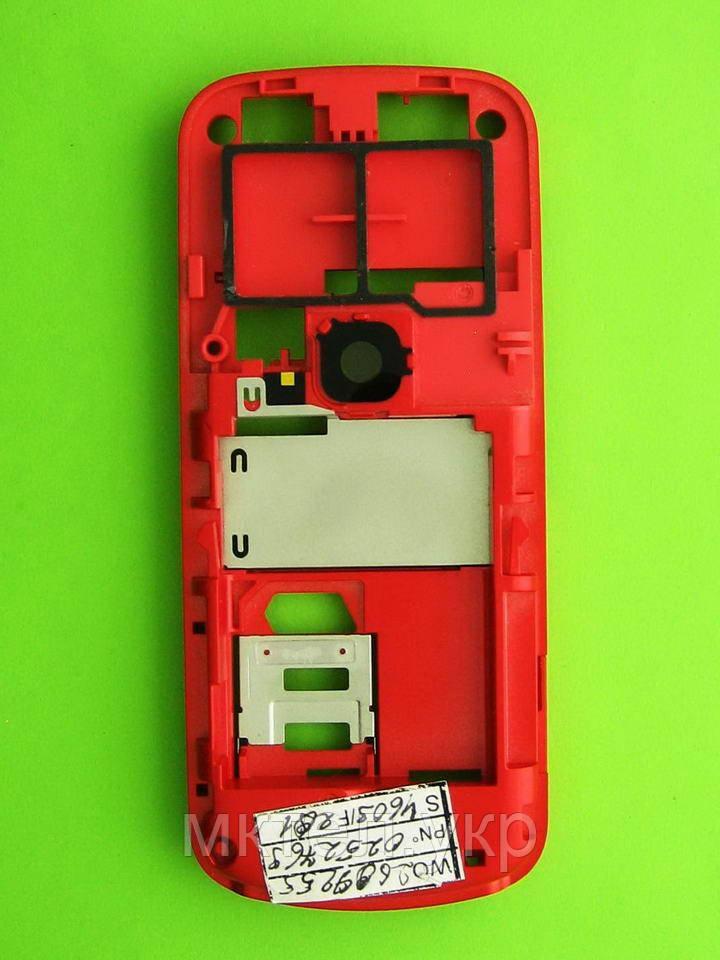 Средняя часть Nokia 5320, красный Оригинал #0252769