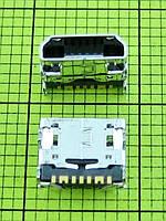 Разъем зарядки Samsung Galaxy Grand Duos i9082, orig-china
