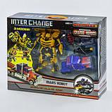 "Робот-трансформер ""Inter Change"" 4096, фото 2"