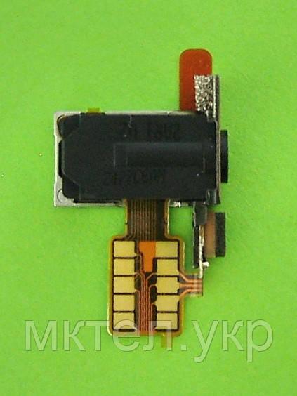 Разъем гарнитуры Nokia Lumia 920 с шлейфом, микрофоном, Оригинал #0205167