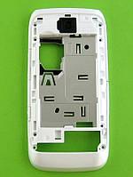 Средняя часть Nokia Asha 309 в сборе, белый Оригинал #02500H2
