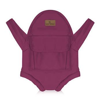 Кенгуру для ребенка от 4-х месяцев Lorelli Holiday Красный (10010100004)