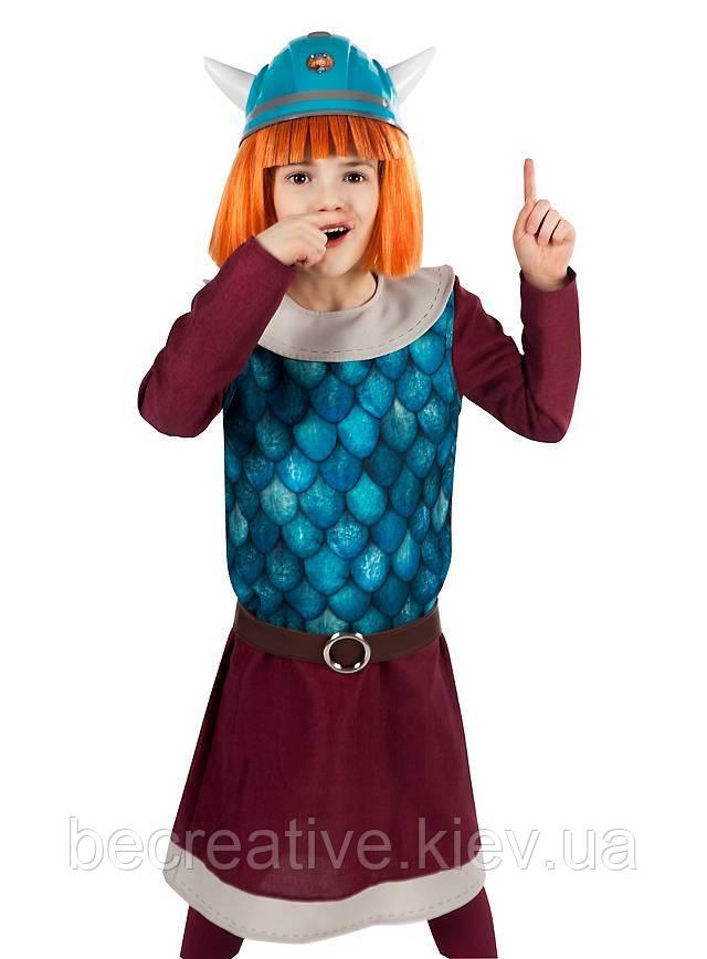 Детский карнавальный костюм Вики
