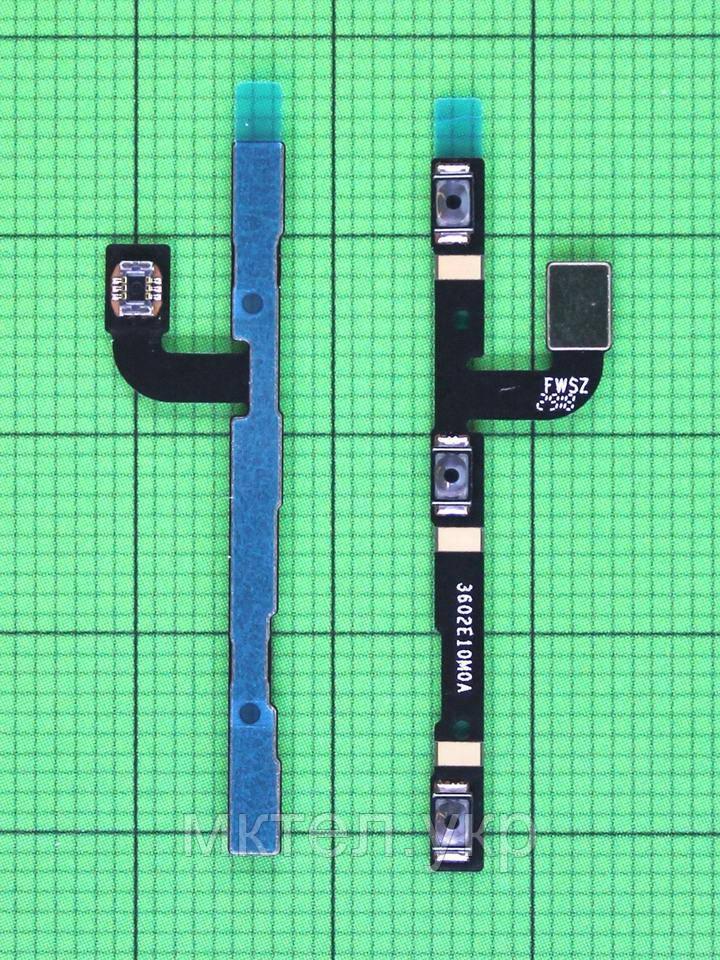 Шлейф боковых кнопок Xiaomi Pocophone F1, Оригинал #4830281000B0