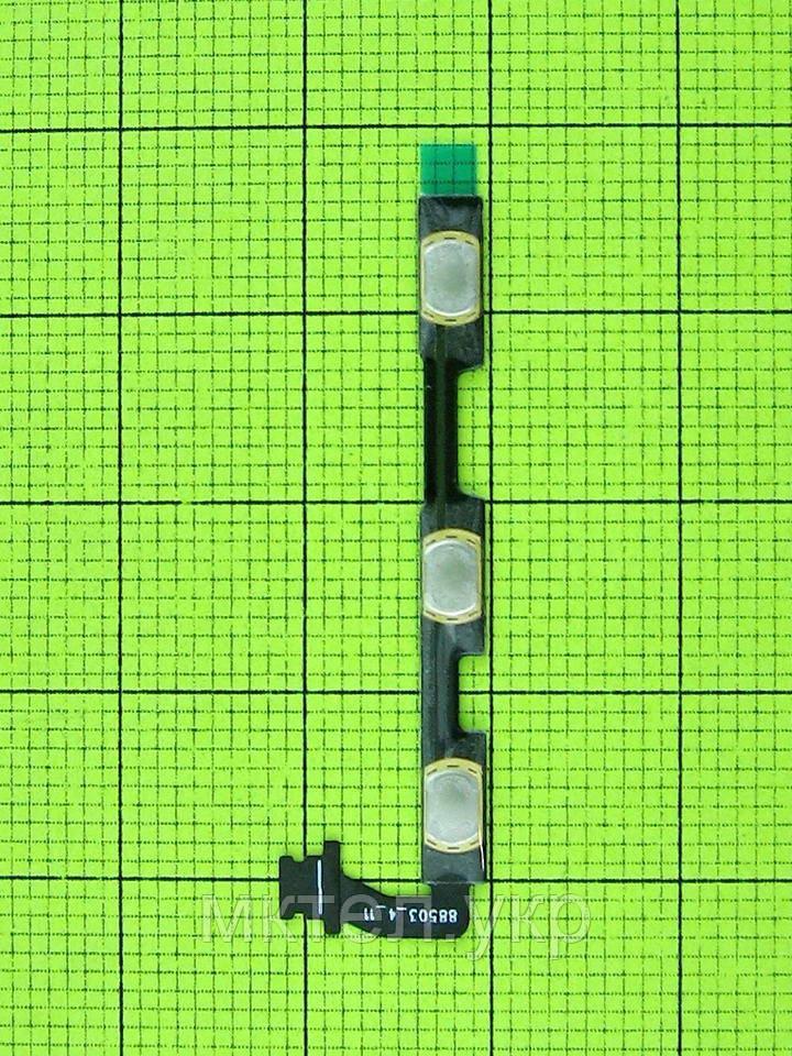 Шлейф боковых кнопок Xiaomi Redmi 4A, Оригинал