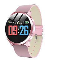 Смарт часы фитнес браслет Q8 plus с измерением давления и пульса