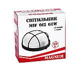 Светильник настенно-потолочный MAGNUM MIF 012 NEW 60W E27 черный, фото 3