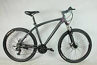 """Гірський велосипед Fort LUXURY DD 27,5"""" зростання 19"""
