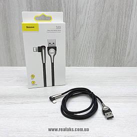 USB кабель BASEUS Sharp-Bird Mobile Game USB For Lightning (Black)