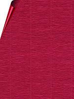 Креповая бумага Cartotecnica Rossi - Вишнёвая, рулон 50x250 см