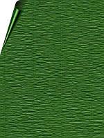 Креповая бумага Cartotecnica Rossi - Темно-зеленая, рулон 50x250 см