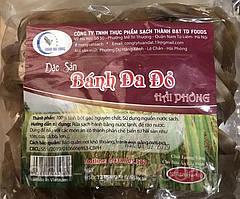Рисовая лапша из красного риса Banh Da Do 500г (Вьетнам)