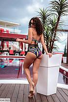Модный женский  купальник батал с 46 по 60 размер, фото 2