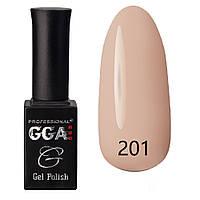 Гель-лак №201 GGA Professional