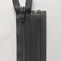 Молния 6 спираль разъемная  riZip 25-75 см, разные цвета серый, 600