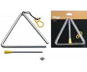 STAGG TRI-6 Трикутник металевий