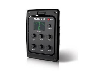 JOYO JE306 Предварительный усилитель для акустической гитары