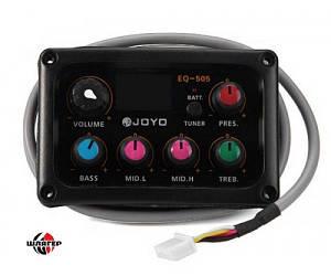 JOYO EQ505 Предварительный усилитель для акустической гитары