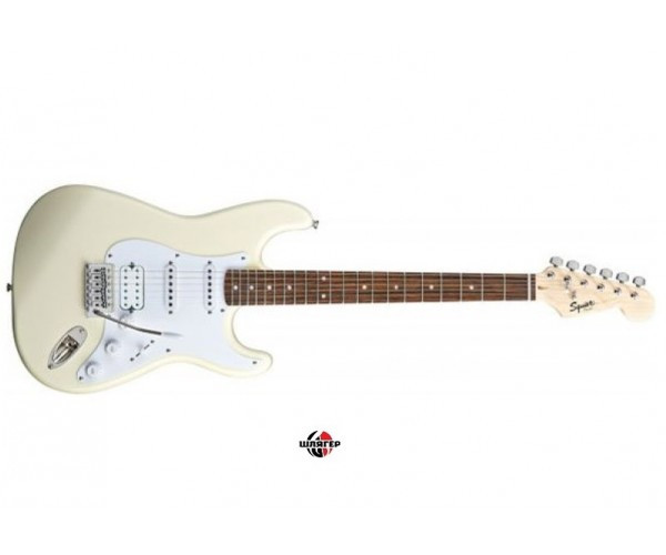 SQUIER by FENDER BULLET STRATOCASTER HSS AWT Электрогитара