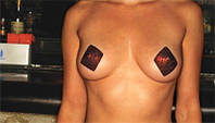 Пэстисы Casino Pasties Diamonds