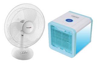 Вентиляторы и кондиционеры
