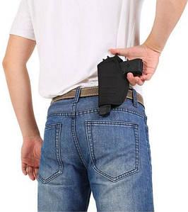 Кобуры для пистолетов и наручников