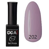 Гель-лак №202 GGA Professional