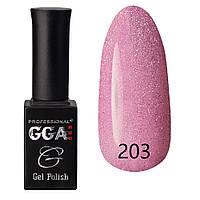 Гель-лак №203 GGA Professional