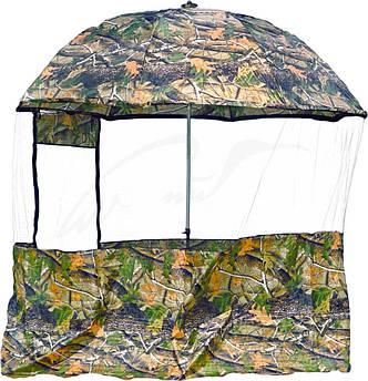 Зонт Brain рибальський 120-230cm