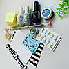Набор для наращивания ногтей с дизайном, фото 2