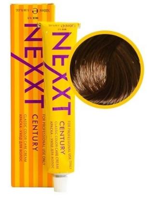 Крем-краска для волос Nexxt Professional 7.7 среднерусый коричневый, 100 мл.