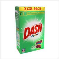 Германский стиральный порошок Dash Color 100 стирок 6,5 кг.