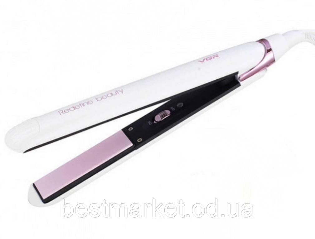 Утюжок Випрямляч для Волосся VGR V-505