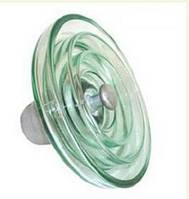 Изолятор стеклянный ПС-160, фото 1