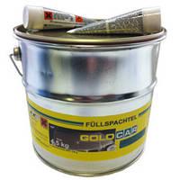Шпатлёвка универсальная GOLD CAR  FULL 4,5 кг.