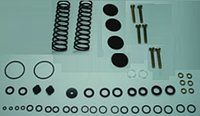 Ремкомплект тормозного крана KNORR II37680008 на Mercedes, DAF