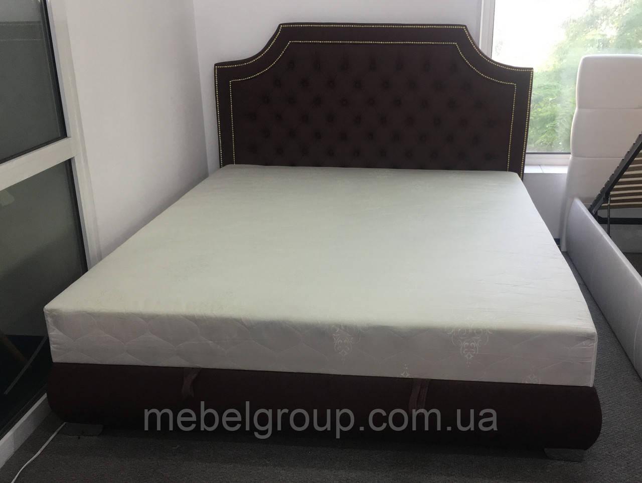 Кровать Адель 180*200 с матрасом