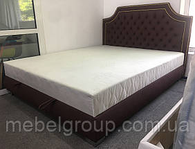 Кровать Адель 180*200 с матрасом, фото 2