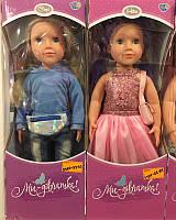 Кукла M 3920-22-23 UA (9шт) 48см, муз,звук(укр),песня,стих, бат(таб), в кор-ке,50-18-12,5см