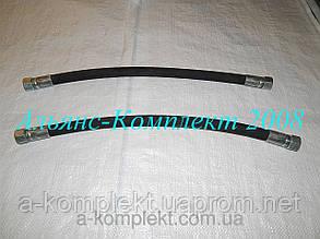 Рукав высокого давления РВД S19 (М16х1,5) L -0,2 м