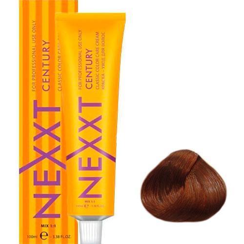 Крем-краска для волос Nexxt Professional 8.48 светлорусый медномахагоновый, 100 мл.