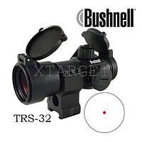 Прицел колиматорныйTRS-32, Bushnell, 5 Moa Red Dot с креплением